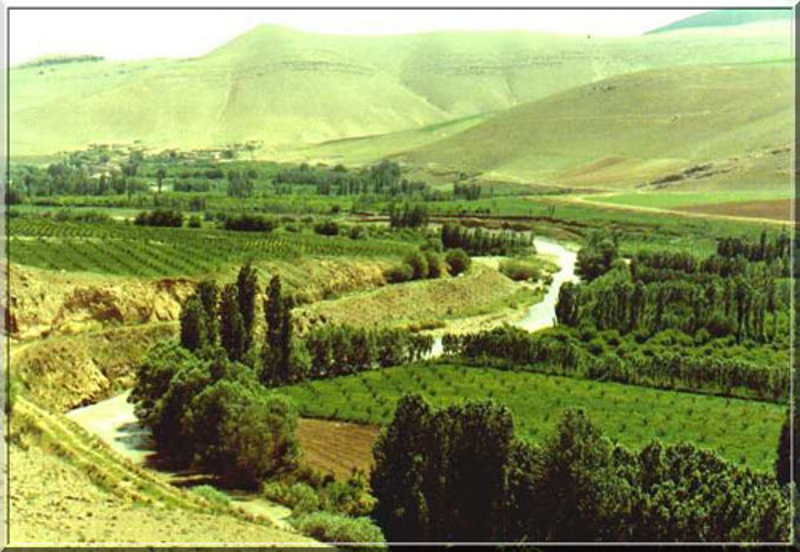 Sulduz plain is one of the most important and fertilize places in West Azerbaijan and is the origin of many important civilization.