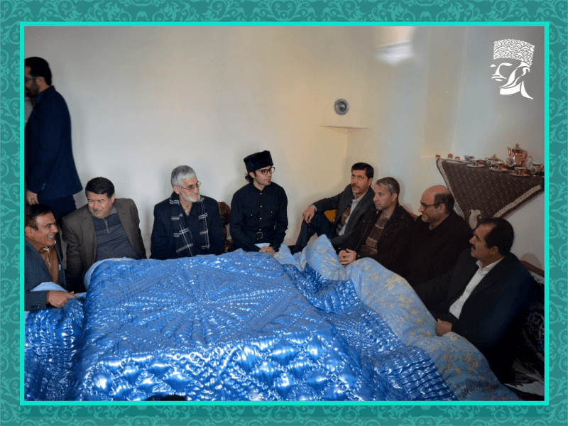 Qarapapaqs ecolodge opening held in the 10th of Febreuray 2019.