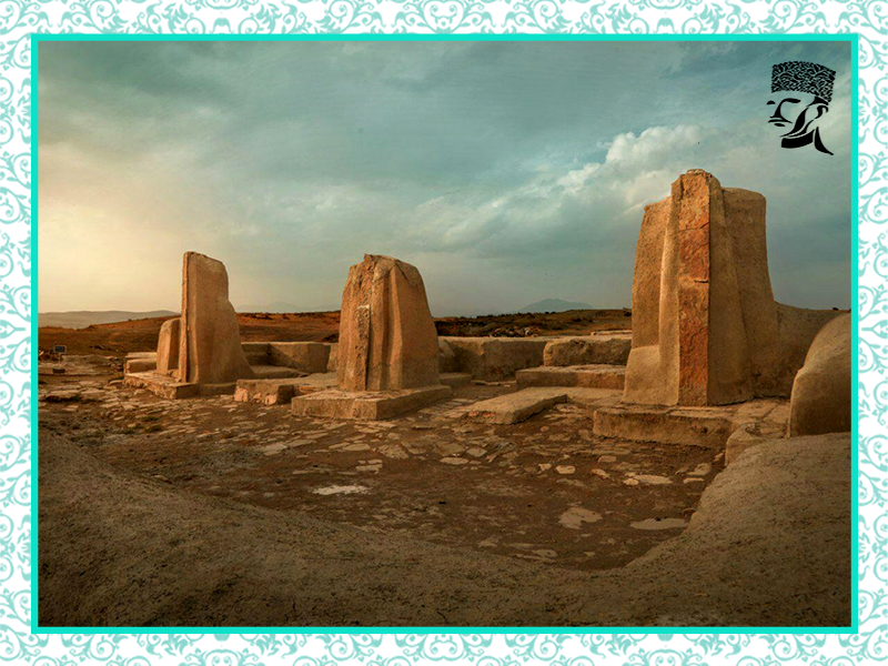 Teppe Hasanlu is considered as one of the most well know historical and cultural heritages of Iran.
